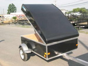 Luggage Trailers by All Pro Trailer Superstore