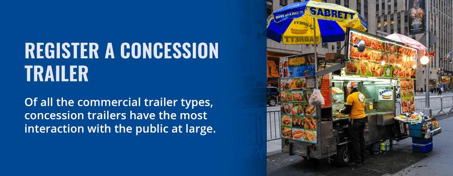 Register a Concession Trailer