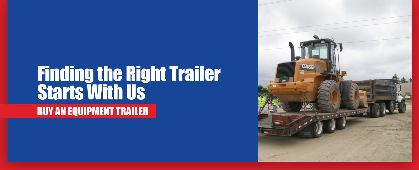 find the right trailer with All Pro Trailer Superstore