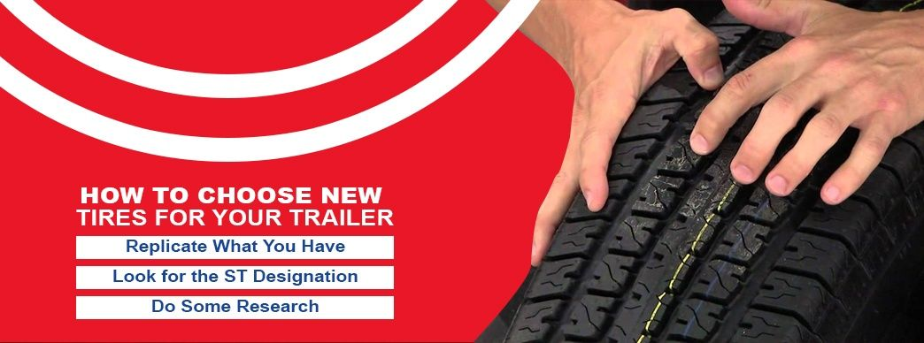How to Choose New Tires for Your Trailer