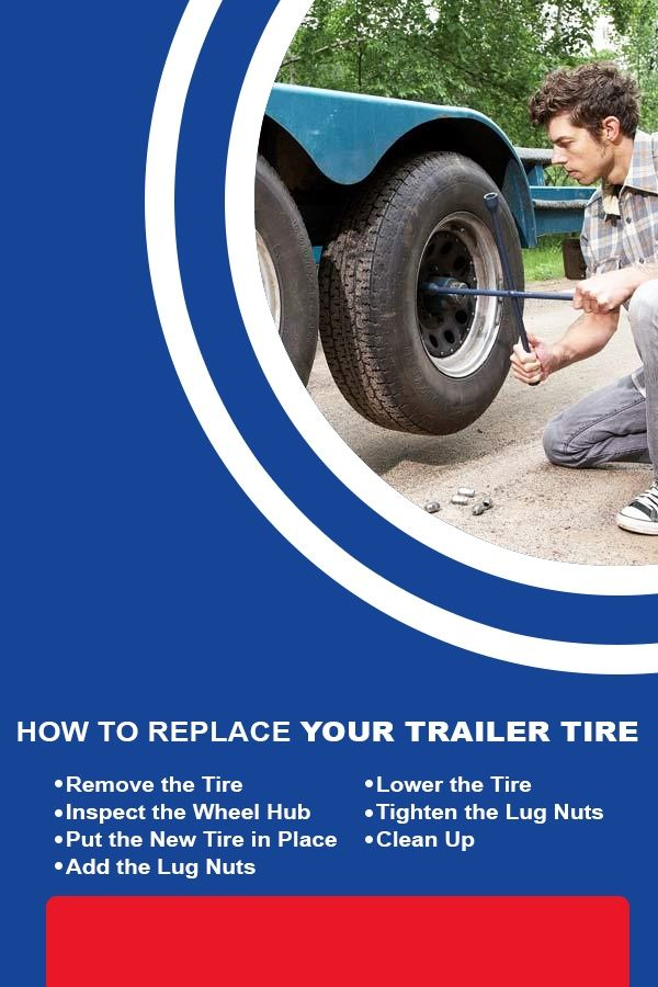 How to Replace Your Trailer Tire
