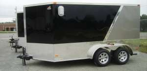 Covered Wagon Trailers available at Trailer Superstore