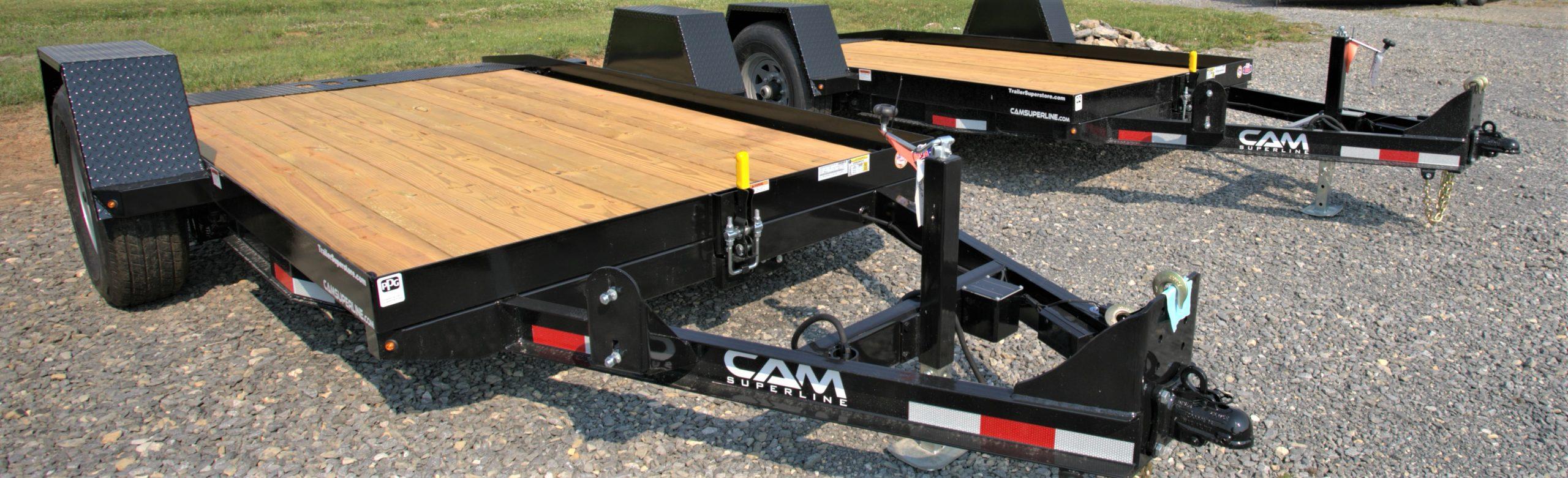 Cam Superline Trailers